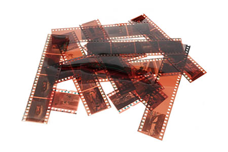 Negativy 35mm