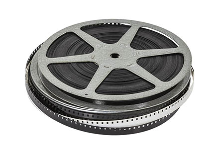 8mm film Normal 8