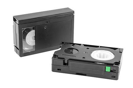 Videokazeta VHS-C