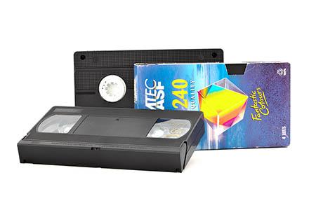 Videokazeta VHS
